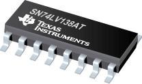 SN74LV138AT 3 线路到 8 线路解码器/多路解复用器