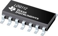 LOG112 片上电压参考为 2.5V 的精密对...