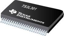 TS3L301 具有低而平坦的导通电阻的 16 ...