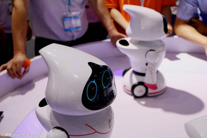 智能机器人投融资现状分析