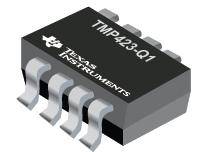 TMP423-Q1 符合 AEC-Q100 標準...