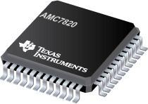 AMC7820 用于模拟监控和控制的集成多通道 ADC 和 DAC