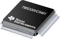 TMS320VC5401 定点数字信号处理器