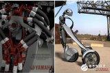 雅马哈设计出一部颠覆性概念交通工具—可穿戴摩托车