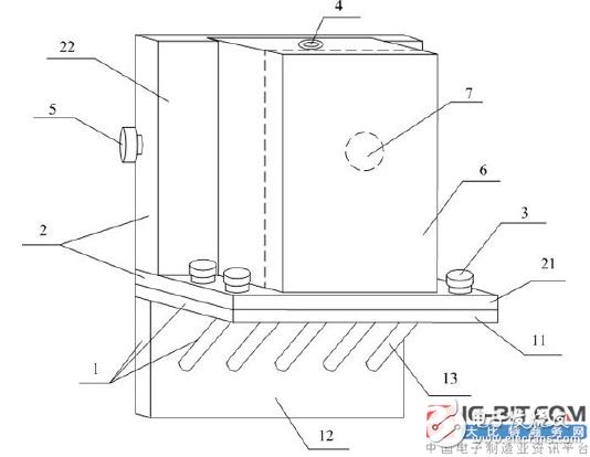 【新专利介绍】便于调整水平度的摄像直读燃气表