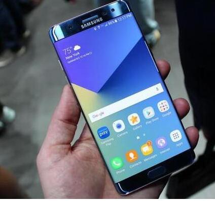 三星就Galaxy Note7事件公布结果 并推...