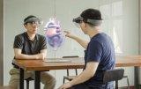徕尼科技在其官网正式发布了第一代产品徕创全息眼镜及互动协作平台