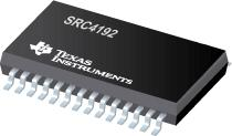 SRC4192 高端采样速率转换器