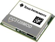 CC3120MOD 适用于 MCU 应用的 SimpleLink Wi-Fi 网络处理器物联网模块解决方案