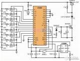 能够改善电池供电的LTC6801