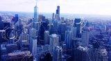 大数据企业可以在哪些领域给城市提供服务呢?可以从...