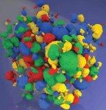 可视化锂电池极片3D微观结构