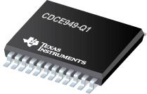 CDCE949-Q1 具有 2.5V 或 3.3...