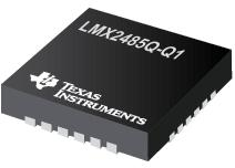 LMX2485Q-Q1 用于射频个人通信的汽车类 Δ-Σ 低功率双路 PLL