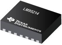 LM95214 具有 SMBus 接口的 ±2°...