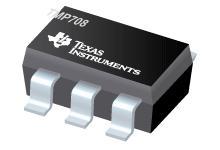 TMP708 采用 SOT-23 封装的电阻可编...