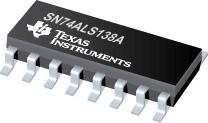 SN74ALS138A 3 线路至 8 线路解码...