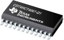 CD74HCT4067-Q1 具有 TTL 输入...