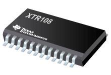 """XTR108 具有""""智能""""可編程信號調節的 4-..."""