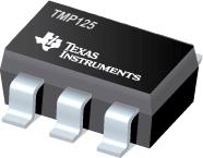 TMP125 具有 SPI 接口的 ±1°C 温...