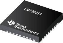 LMP92018 用于模拟监控和控制的集成多通道...