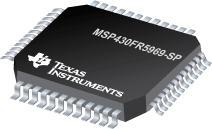 MSP430FR5969-SP 耐輻射混合信號微...