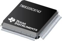 TMS320C6743 定点/浮点数字信号处理器