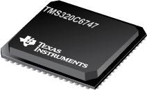 TMS320C6747 定点/浮点数字信号处理器