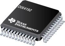 DIX4192 数字音频接口发送器