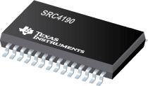 SRC4190 192kHz 立体声异步采样速率转换器