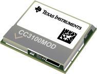 CC3100MOD SimpleLink Wi-Fi CC3100 片上因特网无线网络处理器模块