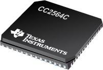 CC2564C 采用 QFN 封装的双模 Bluetooth® 控制器