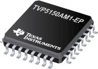 TVP5150AM1-EP 增强型产品超低功耗 NTSC/PAL/SECAM 视频解码器
