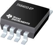 THS4032-EP 100MHz 低噪声高速放大器