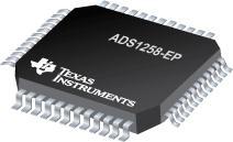 ADS1258-EP 增强型产品 16 通道 24 位模数转换器