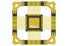 ADS5400-SP 具有模拟输入缓冲器的 12 位 1000MSPS ADC