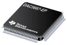 DAC5687-EP 增强型产品 16 位 50...