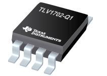 TLV1702-Q1 汽车类双路、2.2V 至 36V、微功耗比较器