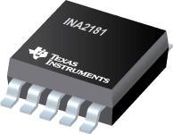 INA2181 双通道 26V 双向低侧或高侧电...
