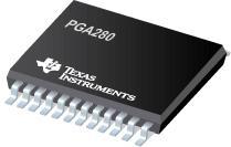 PGA280 零漂移、HV 可编程增益放大器