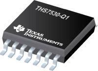 THS7530-Q1 汽车类、300MHz、全差...