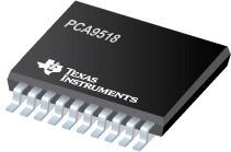 PCA9518 可扩展 5 通道 I2C 集线器