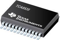 TCA9535 具有中断输出和配置寄存器的远程 16 位 I2C 和 SMBus 低功耗 I/O 扩展器