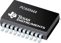 PCA9544A 具有中断逻辑的 4 通道 I2...