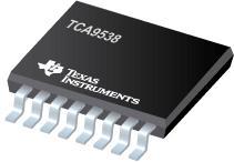 TCA9538 远程 8 位 I2C 和 SMBus 低功耗 I/O 扩展器
