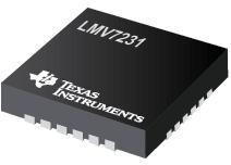 LMV7231 具有 1.5% 精密和 400mV 参考的六路窗形比较器