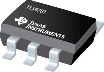 TLV6703 具有集成基準源的 TLV6703 高電壓比較器