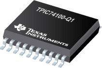 TPIC74100-Q1 汽车类 1A 降压/升压开关模式稳压器
