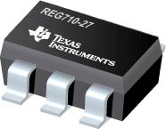 REG710-27 具有固定 2.7V 输出的 30mA 开关电容 DC-DC 转换器
