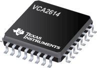 VCA2614 具有低噪声前置放大器的双路可变增...